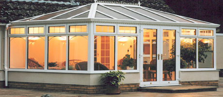 Click for Conservatories and Windows