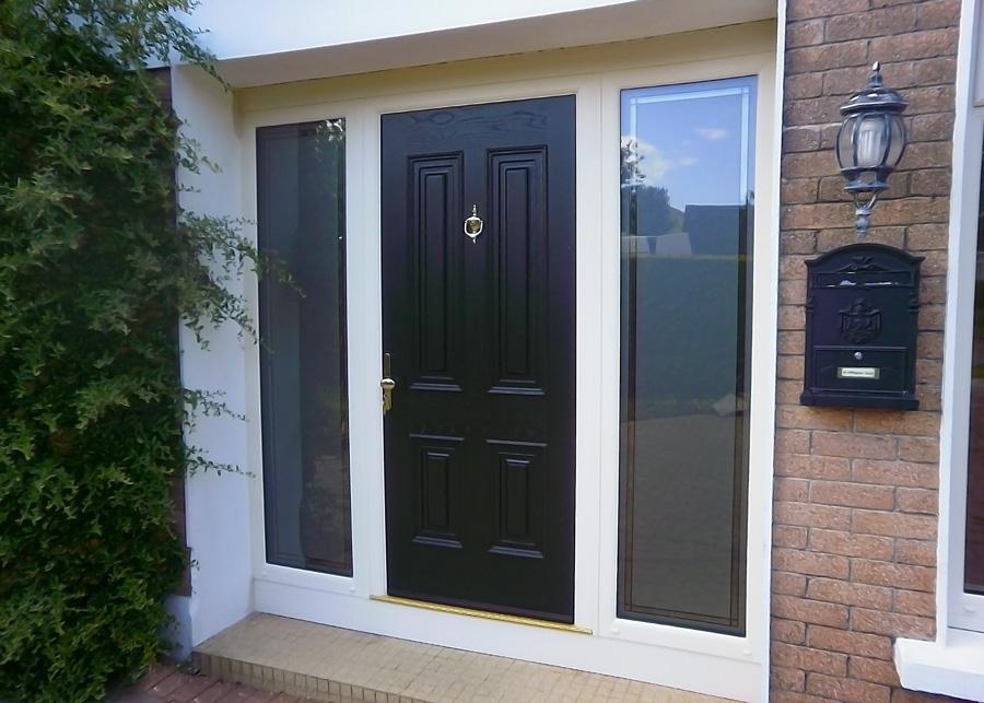 Outward Opening Exterior Door Gallery - doors design modern